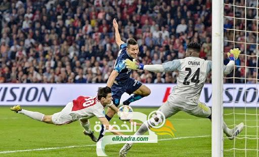 بمشاركة درفلو .. فيتيس يسقط امام أياكس في الدوري الهولندي 26