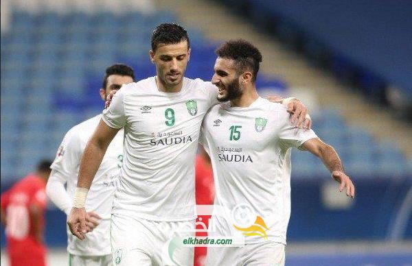 الأهلي السعودي يتأهل إلى الدور ربع النهائي من دوري أبطال آسيا 30