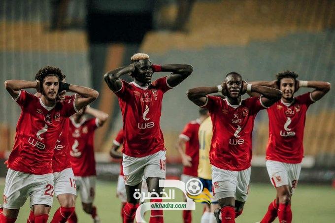 الأهلي يتوج بطلا لـ الدوري المصري للمرة الـ42 في تاريخه 24