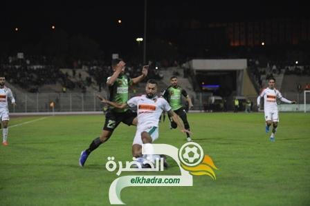 الفاف : مبارايات الدوري الجزائري دون جمهور 24