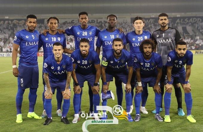 الاتحاد الآسيوي يعتبر الهلال خاسرا ضد الأهلي دبي وإلغاء جميع مبارياته في دوري أبطال آسيا 25