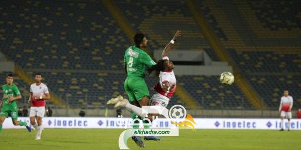 الوداد 0-0 الرجاء : التعادل يحسم ديربي المغرب 66