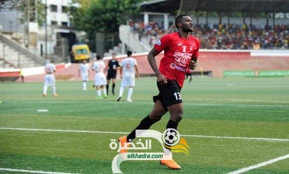 الفيفا ترفع عقوبة حرمان اتحاد الجزائر من الاستقدامات بعد تسوية قضية اللاعب إيبارا 31