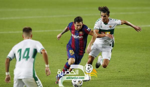 برشلونة يتوج بكأس جوهان جامبر 28