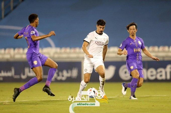 فيديو : هدفي بغداد بونجاح اليوم ضد العين الاماراتي في دوري أبطال آسيا 39