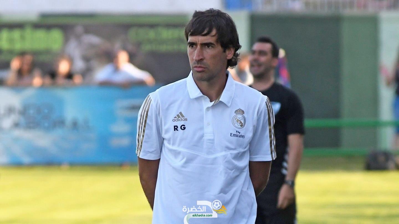 ديل بوسكي يشيد بالمسيرة التدريبية لراؤول جونزاليس مدرب رديف ريال مدريد 26