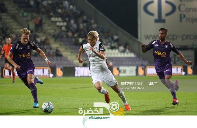 المدرب الجزائري بلحوسين في صدارة الدوري البلجيكي مع شارلوروا 26