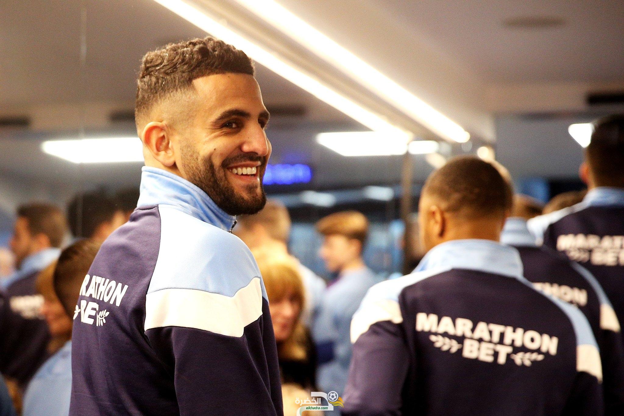رياض محرز يتطلع لتحقيق إنجاز شخصي جديد في الدوري الإنجليزي الممتاز 27