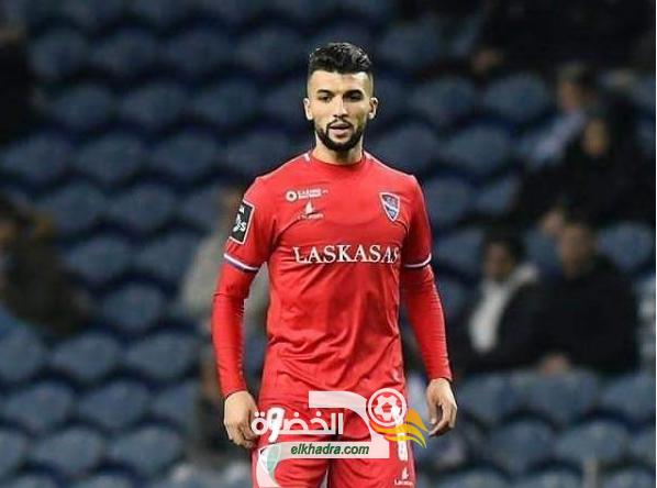 الجزائري زكريا نعيجي ينضم إلى النادي الإفريقي 40