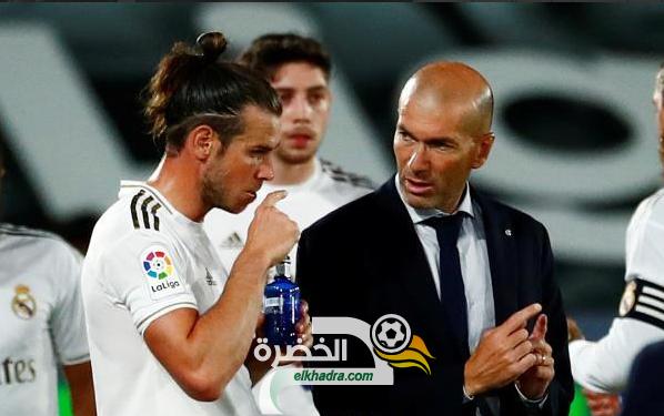 ريال مدريد : كواليس اللقاء الأخير بين بيل ومدربه زيدان 30