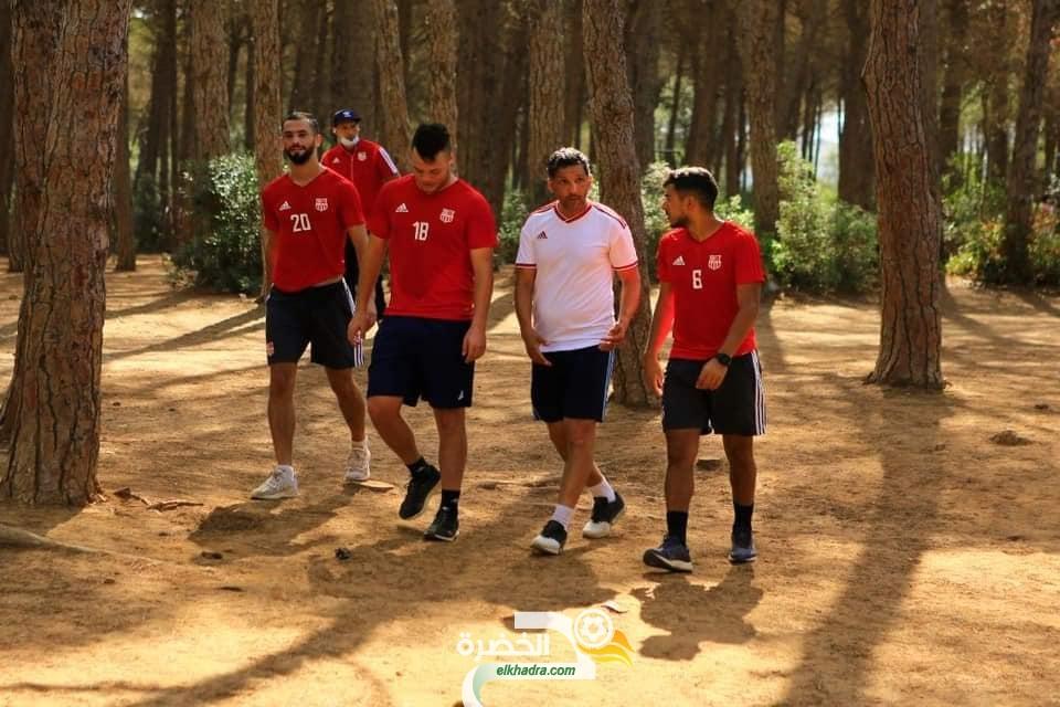 أندية الدوري الجزائري تشرع في تحضيراتها للموسم الكروي الجديد 2020- 2021 28