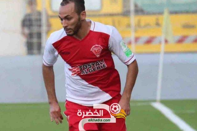 مولودية وهران يضم محمد بن طيبة بعقد يمتد إلى صيف 2022 25