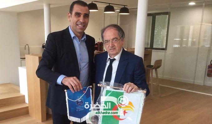"""لوغريت : """"إنّه حلم بالنسبة لي أن تلعب فرنسا في الجزائر"""" 37"""