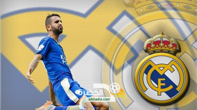 ريال مدريد يستهدف التعاقد مع الدولي الجزائري رياض محرز. 3
