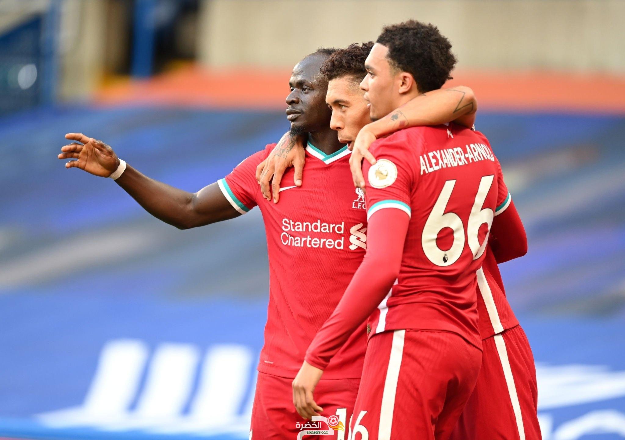 ليفربول يفوز على تشيلسي في ملعب ستامفورد بريدج 27