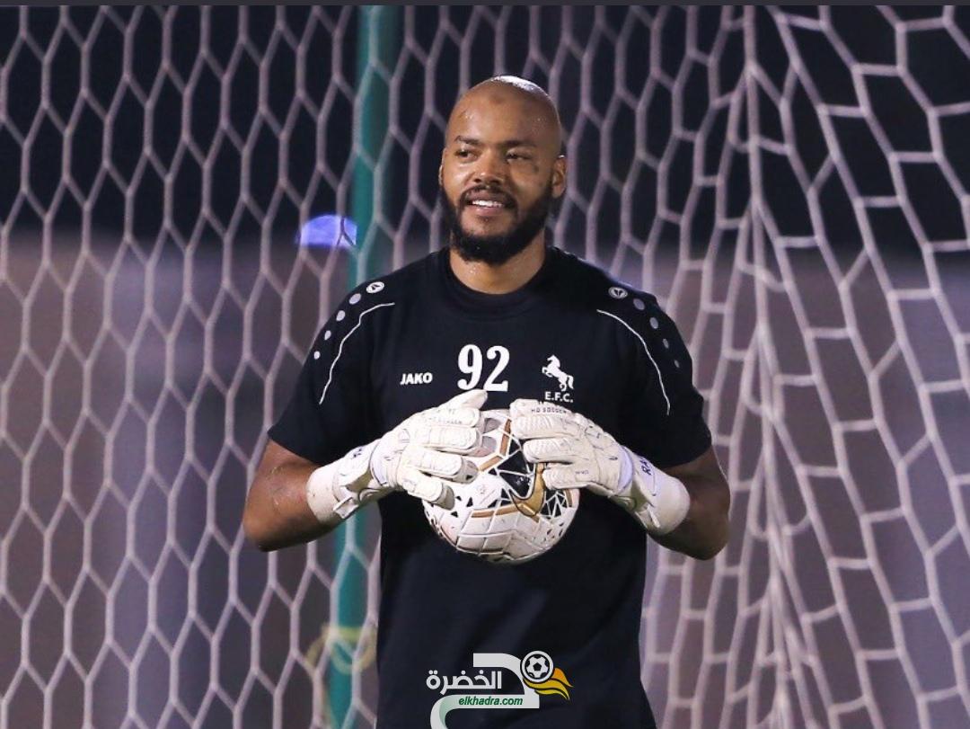 مبولحي يستأنف التدريبات مع الاتفاق السعودي 29