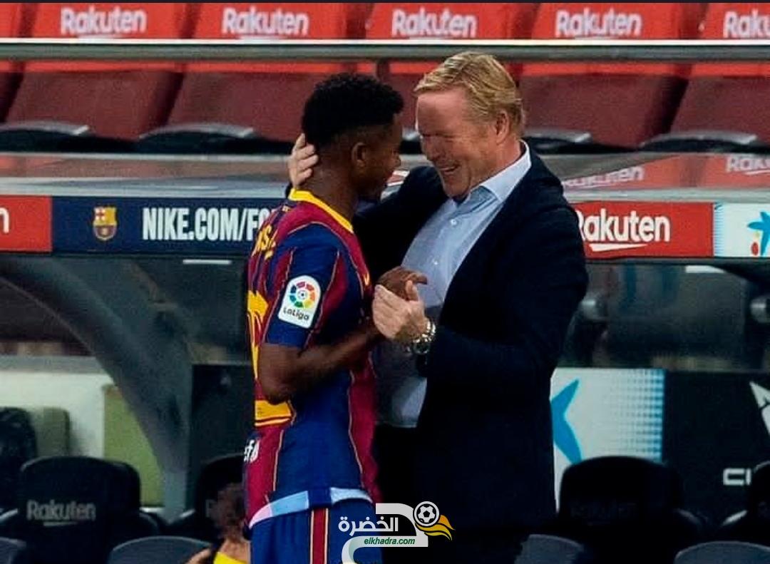 برشلونة يفوز برباعية نظيفة على فياريال 26