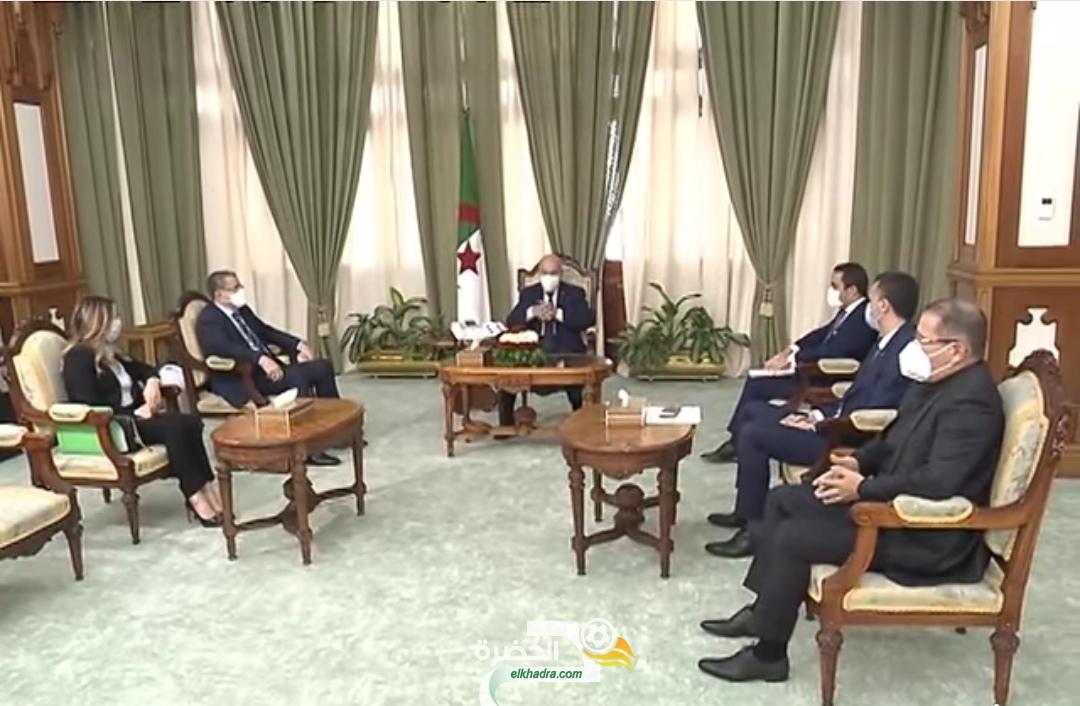 """الرئيس تبون يأمر ب""""استئناف تنظيم البطولات الرياضية في كل المستويات"""" 29"""