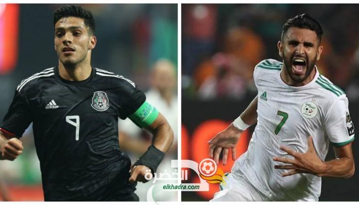 """الجزائر-المكسيك: """"الخضر"""" في رحلة البحث عن الصعوبة بهدف التحسّن 24"""