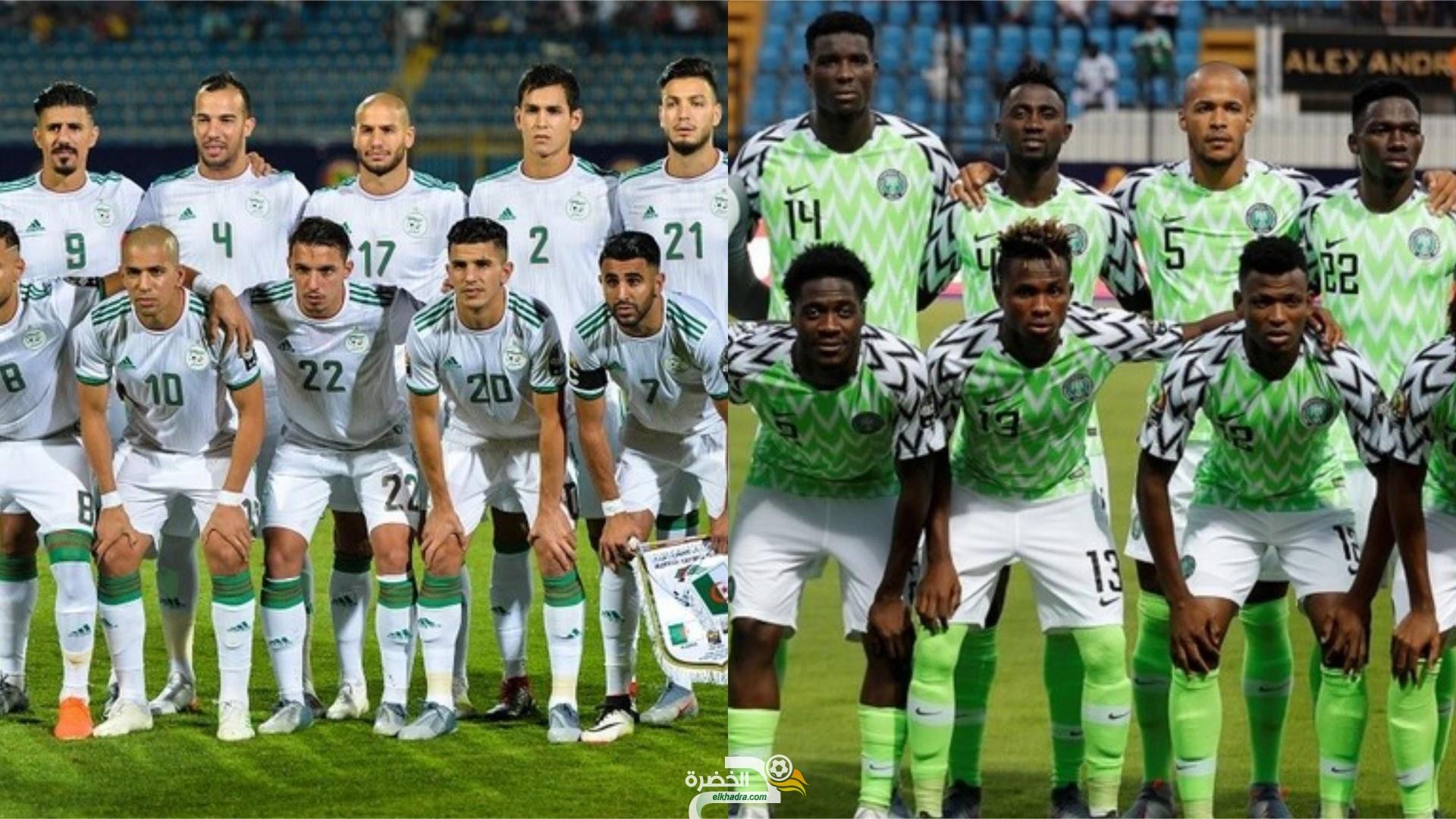 الجزائر - نيجيريا : 12 صحفيا فقط مسموح لهم بتغطية المباراة الودية 24