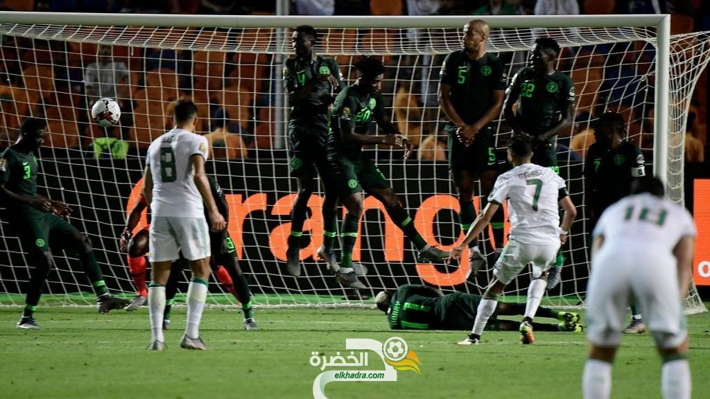 موعد وتوقيت مباراة الجزائر ونيجيريا اليوم 09-10-2020 Algérie - Nigeria 30
