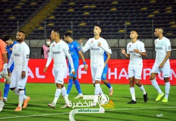 تأجيل لقاء الزمالك والرجاء البيضاوي في إياب نصف نهائي دوري أبطال إفريقيا 26