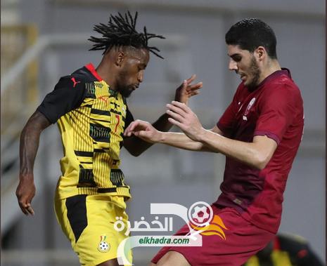 المنتخب القطري يخسر أمام غانا بخماسية ودياً 26