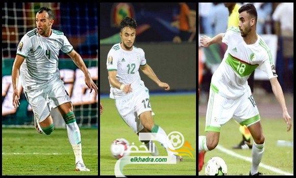 """""""الميركاتو"""" الصيفي .. اهم انتقالات اللاعبين الدوليين الجزائريين 24"""