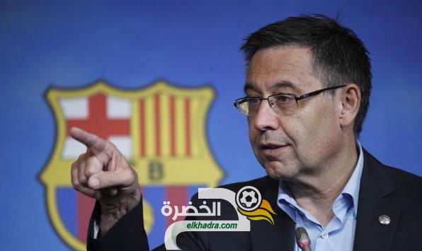 بارتوميو يشعل فتيل أزمة جديدة في نادي برشلونة 28