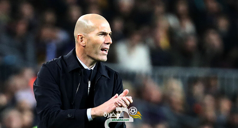 ريال مدريد : زيدان يفضل حسام عوار على الهولندي فان دي بيك 24