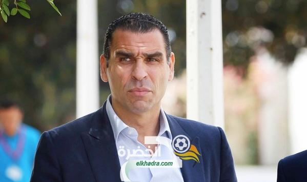 زطشي:سيتم مراقبة الاندية بخصوص انتداب اللاعبين الافارقة في البطولة الجزائرية 26