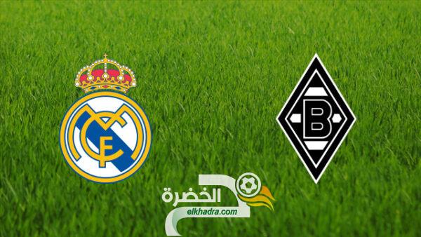 القنوات الناقلة التشكيل و توقيت مباراة ريال مدريد وبوروسيا مونشنغلادباخ دوري أبطال أوروبا 24