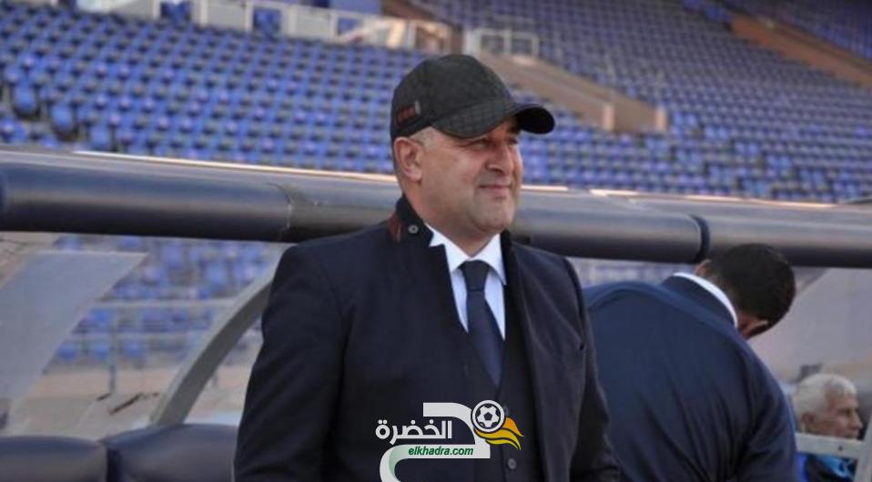 عبدالحق بن شيخة مدربا للدفاع الجديدي المغربي 27
