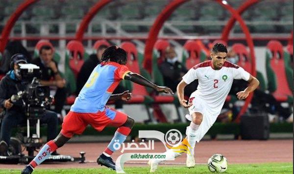 منتخب المغرب يتعادل وديا مع ضيفه منتخب الكونغو الديموقراطية 28