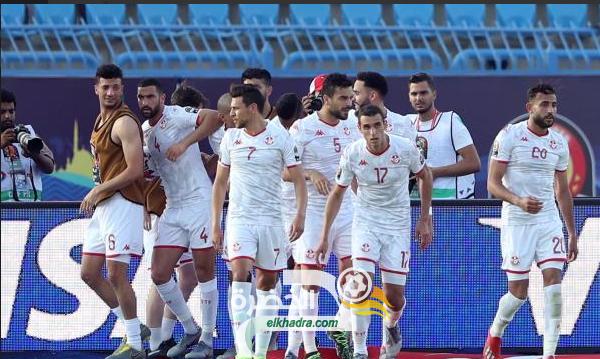 منتخب تونس يتعادل أمام نيجيريا وديا 25