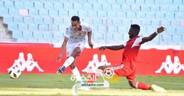 منتخب تونس يفوز على السودان بثلاثية نظيفة 24
