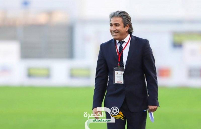 """نبيل الكوكي :"""" أشكر اللاعبين على الالتزام بالجدية والصرامة في العمل"""" 24"""