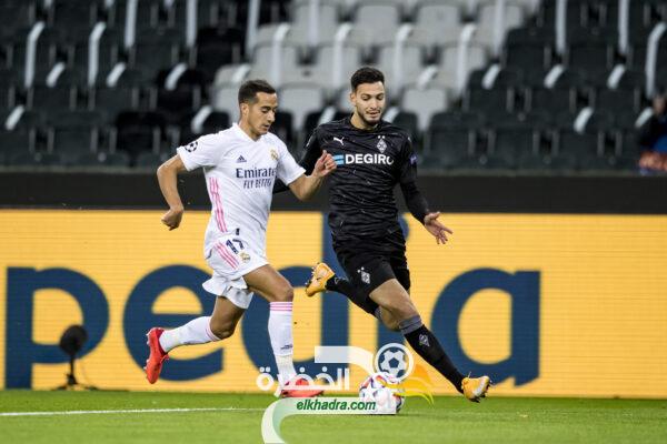 ريال مدريد يعود بتعادل صعب من ألمانيا أمام زملاء بن سبعيني 33