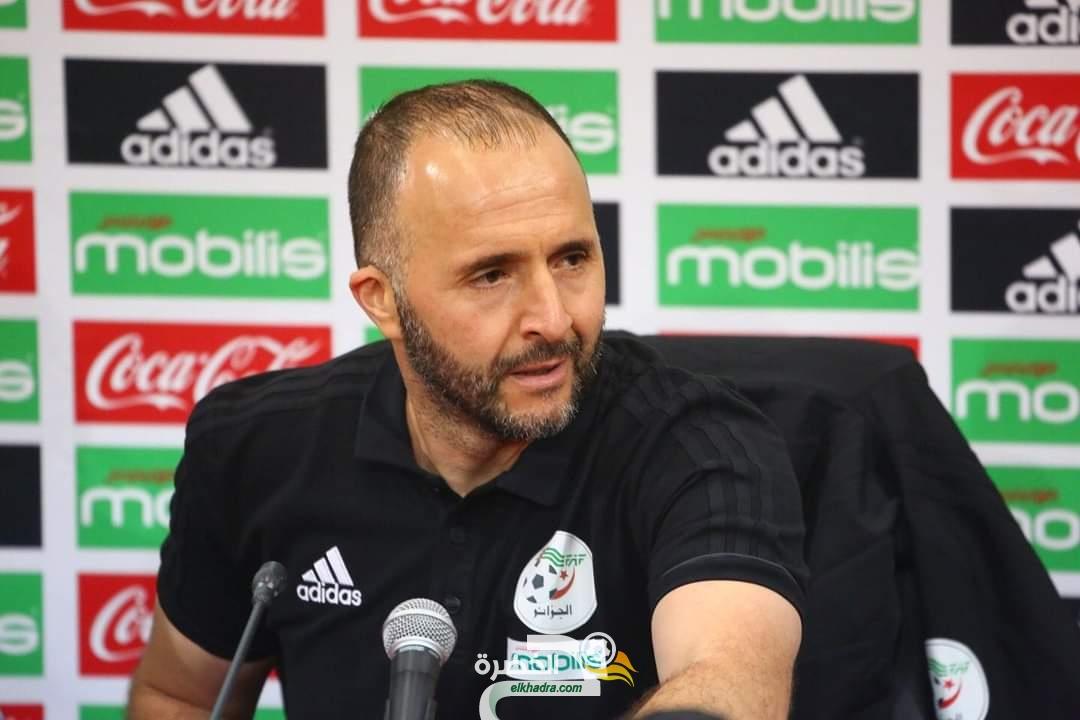 """جمال بلماضي - مباريات ودية: """"اللاعبون المحليون غير جاهزين بالقدر الكافي"""" 24"""