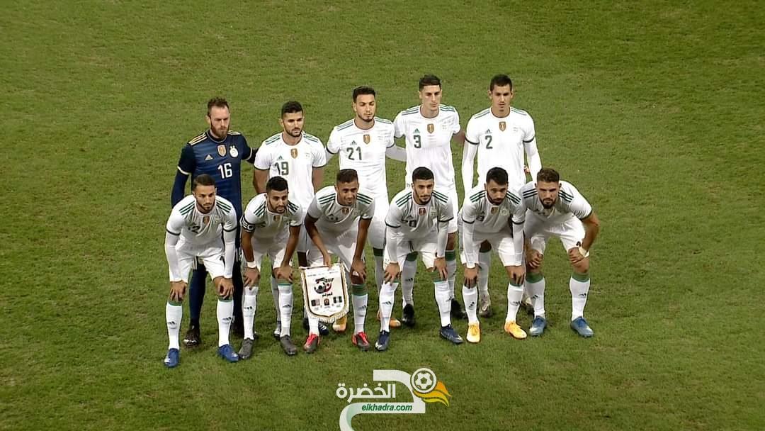 المنتخب الجزائري يفوز على نيجيريا وديا 24