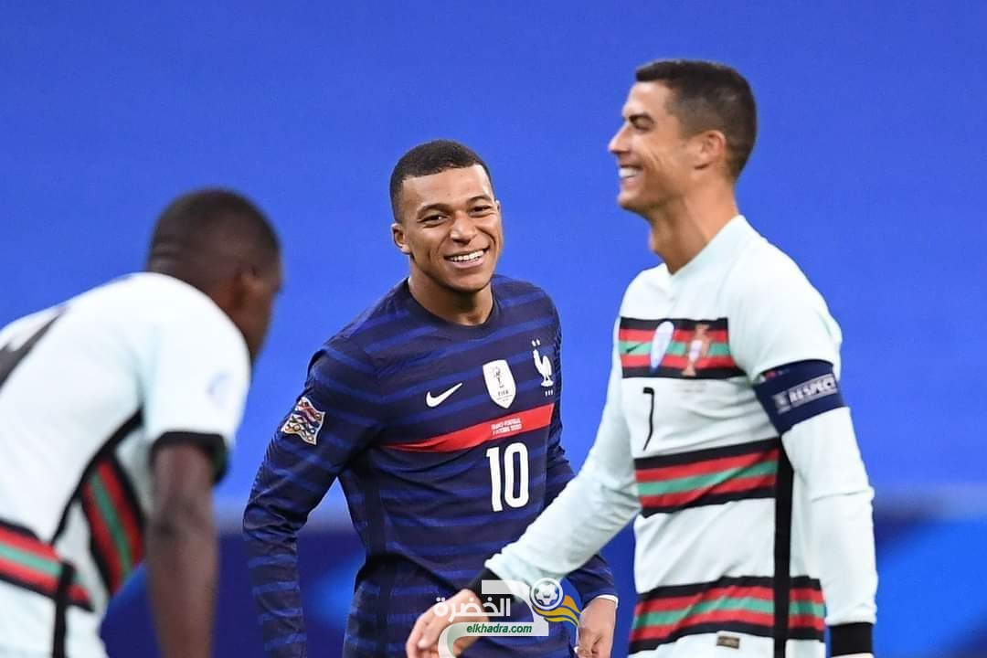 منتخب فرنسا يتعادل مع البرتغال دون أهداف 26