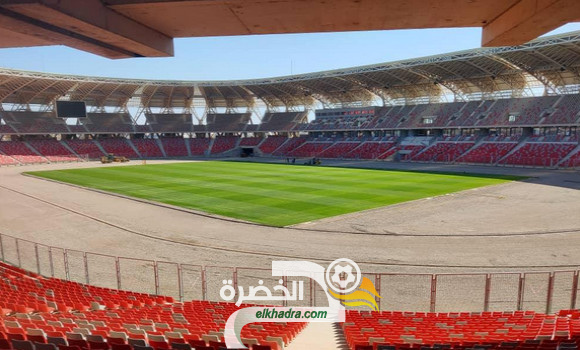مباراة الجزائر ومالي على ملعب وهران الجديد 5