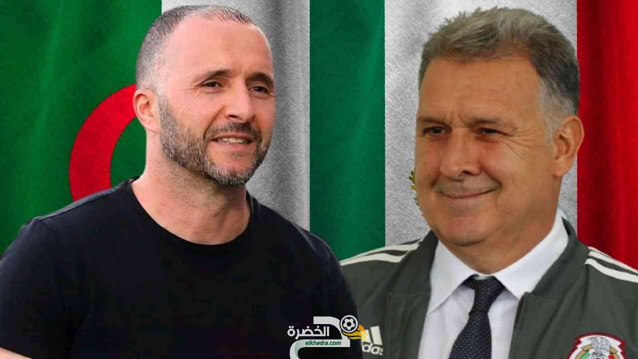 موعد وتوقيت مباراة الجزائر والمكسيك اليوم 13-10-2020 Algérie – Mexique 27