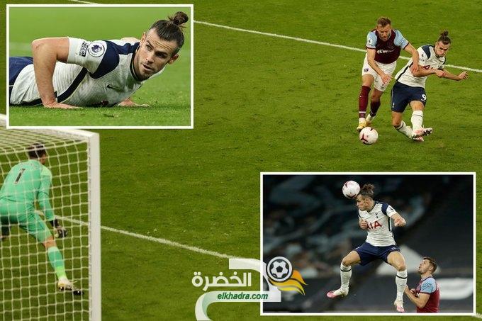 وست هام يتعادل مع مضيفه توتنهام 3-3 في سيناريو درامي 29