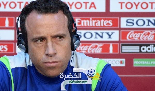 المدير الرياضي لمنتخب المكسيك:مواجهة الجزائر اختبار حقيقي لنا 24