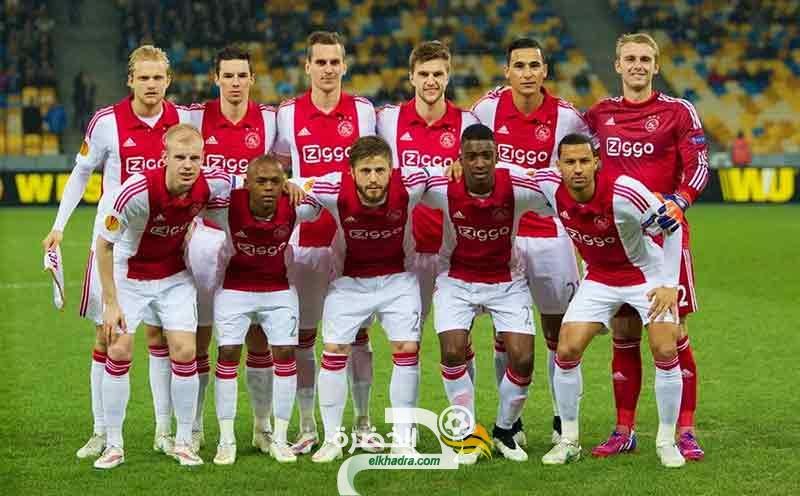 دوري أبطال أوروبا : 11 لاعبا من أياكس أمستردام أصيبوا بفيروس كورونا 24