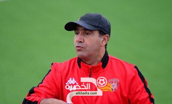 بن عريبي بوزيان مدربا جديدا لاتحاد الجزائر 27