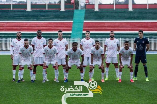 شباب بلوزداد يفوز على النصر الليبي بنتيجة هدفين مقابل صفر 26