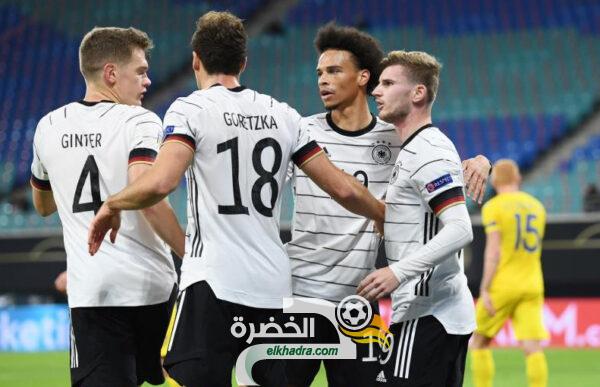 منتخب ألمانيا يفوز على أوكرانيا بثلاثية في دوري الأمم الأوروبية 8