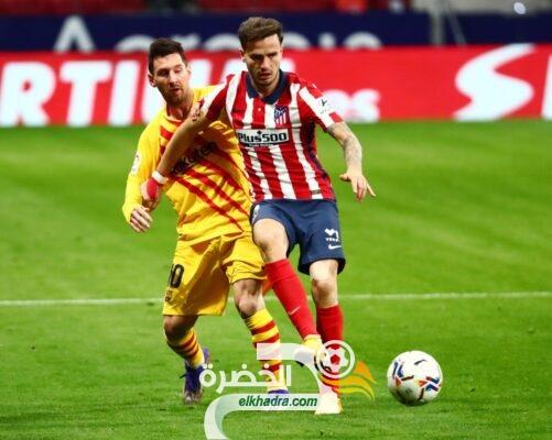 الدوري الأسباني : فوز أتلتيكو مدريد على برشلونة بهدف دون رد 24